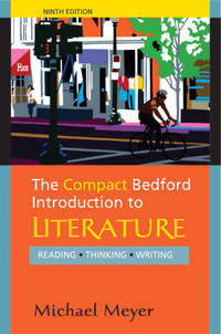 image of The Compact Bedford Introduction to Literature: Reading, Thinking, Writing