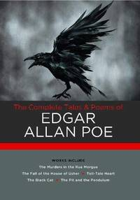 image of The Complete Tales & Poems of Edgar Allan Poe : Works include: The Murders in the Rue Morgue; The Fall of the House of Usher; The Tell-Tale Heart; The Black Cat; The Pit and the Pendulum