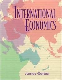 image of International Economics (Addison-Wesley Series in Economics)