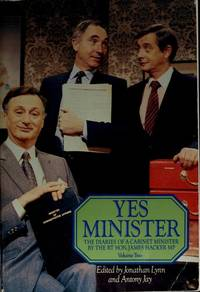 Yes Minister Volumes 1, 2, and 3