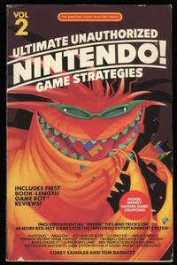 Ultimate Unauthorized Nintendo Game Strategies