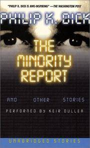 The Minority Report and Other Short Stories (Unabridged)