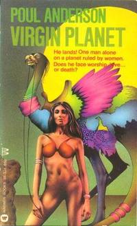 Virgin Planet by Poul Anderson - Paperback - 1977-06-01 - from Ergodebooks and Biblio.com