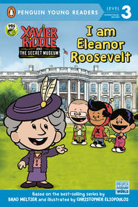 XAVIER RIDDLE TV03 ELEANOR ROOSEVELT