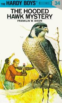 image of The Hooded Hawk Mystery (Hardy Boys, Book 34)