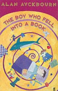 image of Boy Who Fell into a Book