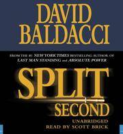 image of Split Second (King & Maxwell Series, 1)