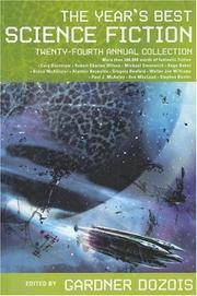 image of The Year's Best Science Fiction: Twenty-Fourth Annual Collection