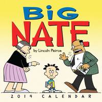 *Signed* Big Nate 2014 Wall Calendar