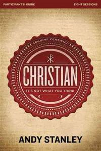 image of Christian Participant's Guide: It's Not What You Think