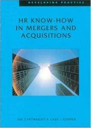 HR Know-How in Mergers and Acquisitions