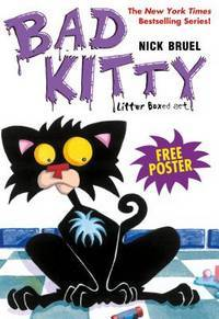 Bad Kitty's Very Bad Boxed Set Number 1: Bad Kitty Gets a Bath, Happy Birthday Bad Kitty, Bad...