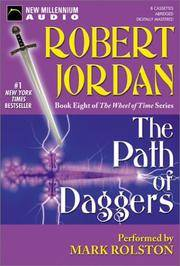 image of Path of Daggers (Wheel of Time)