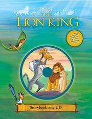 Disney's the Lion King Storybook and CD