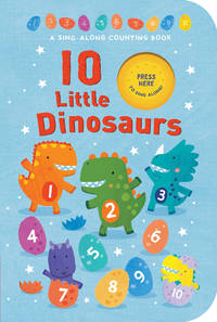 Ten Little Dinosaurs by Tiger Tales - 2018-03-06 - from Richard J Park, Bookseller (SKU: OG5-167)