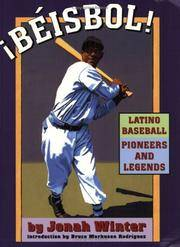 image of Beisbol: Latino Baseball Pioneers and Legends (English and Latin Edition)