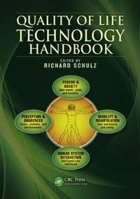 Quality of life technology handbook. (Rehabilitation science in practice)