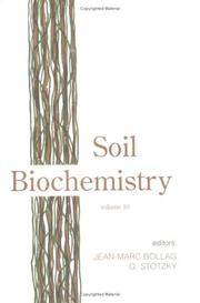 Soil biochemistry by jean marc bollag for Soil biology and biochemistry