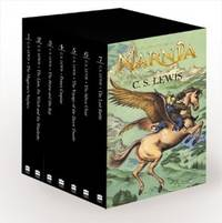 image of The Chronicles of Narnia (Complete Set of 7 Volumes in Slip Case)