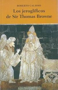 Los JeroglFicos De Sir Thomas Browne