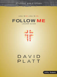 image of Follow Me - Teen Bible Study Leader Guide