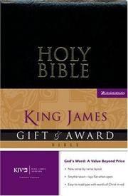 KJV Gift & Award Bible, Revised Edition