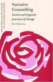 Narrative Counselling: Social And Linguistic Processes Of Change (Discourse A