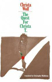 QUEST FOR CHRISTA
