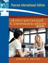 image of The Interpersonal Communication Book