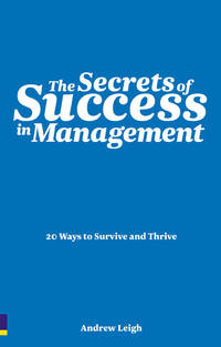 The Secrets Of Success In Management