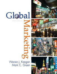 image of Global Marketing (5th Edition)