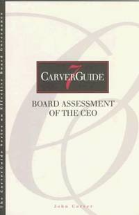 Carverguide, Board Assessment Of the Ceo