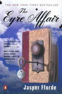 image of The Eyre Affair (Thursday Next Novels (Prebound))