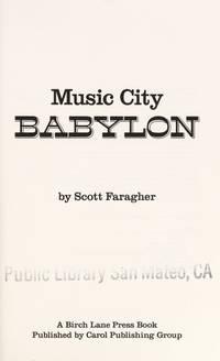 Music City Babylon: Inside the World of Country Music