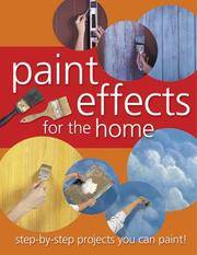Paint Effects for the Home