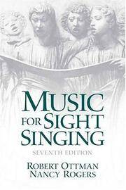 image of Music for Sight Singing (7th Edition)