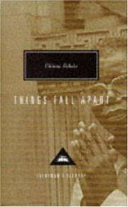 image of Things Fall Apart (Everyman's Library Classics)