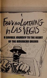 Fear and Loathing in Las Vegas by  Hunter S Thompson - First Edition - 1971 - from J. E. MILES, A BOOKSELLER (SKU: 537494)