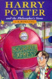 Harry Potter and the Philosopher's Stone [Hardcover]