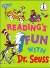 "image of Reading Is Fun with Dr.Seuss: "" Hop on Pop "" , "" Marvin K.Mooney Will You Please Go Now! "" , "" Oh, the Thinks You Can Think! "" , "" I Can Read with My Eyes Shut! "" (Beginner Books)"
