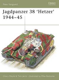"Jagdpanzer 38 ""Hetzer"" 1944-45"