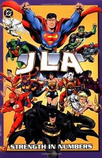 JLA (Book 4): Strength in Numbers by Grant Morrison - Paperback - 1998-09-05 - from Books Express and Biblio.co.uk