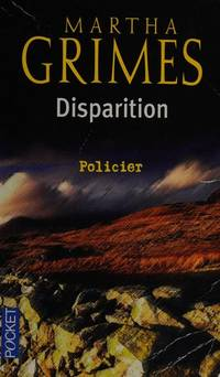 image of Disparition (Sang d'encre) (French Edition)