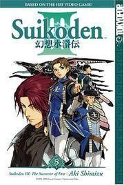 image of Suikoden III: The Successor of Fate, Vol. 5 (Suikoden III)