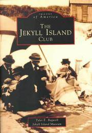 THE JEKYLL ISLAND CLUB (Images of America)