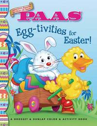 PAAS: Egg-tivities for Easter! (Paas: Coloring And Activity)