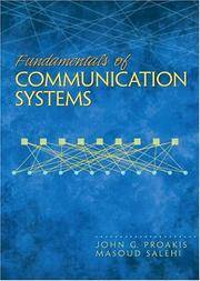 image of Fundamentals of Communication Systems