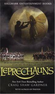 image of Leprechauns (Hallmark Entertainment Books)