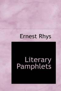 Literary Pamphlets
