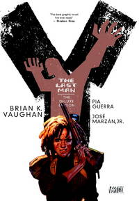 Y: The Last Man, Vol. 2 (Deluxe Edition) by  Brian K [Y: The Last Man] Vaughan - from Russell Books Ltd (SKU: FORT586248)